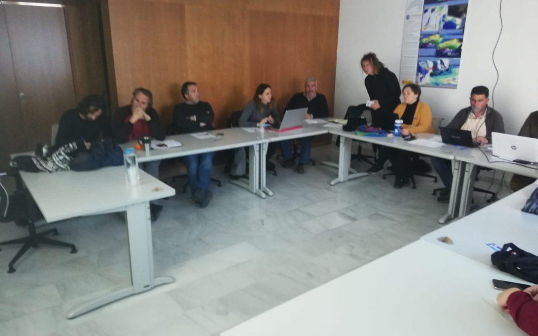 Seminario de Evaluación del proyecto Mar de Gades: protección y gobernanza del mar de Cabo Roche.