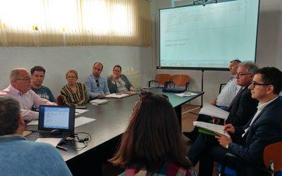 Asamblea general ordinario socios GALP litoral Cádiz Estrecho